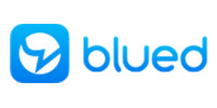 Logo blued